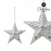 Karácsonyfagömb 8179 (10 cm) Ezüst színű MOST 2592 HELYETT 1261 Ft-ért!