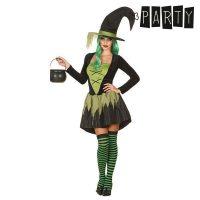 Felnőtt Jelmez Boszorkány Zöld