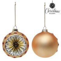 Karácsonyi díszek Christmas Planet 1730 8 cm (2 uds) Kristály Dirado MOST 4965 HELYETT 2785 Ft-ért!