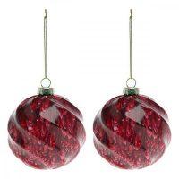 Karácsonyi díszek (2 pcs) 112537 MOST 3387 HELYETT 2061 Ft-ért!
