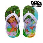 Gyerek Flip Flop Dupé Super Dora Kék 21-22