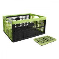 Többcélú doboz Tontarelli Voilà Összecsukható Fekete Zöld (47,5 x 35 x 23,6 cm) MOST 3744 HELYETT 2282 Ft-ért!