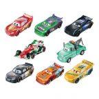 Versenyautó Mattel Cars Parker Brakeston