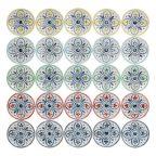 Fali Dekoráció DKD Home Decor Fém Arab MOST 69973 HELYETT 48621 Ft-ért!