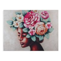 Kép Vászon (2,8 x 90 x 120 cm) цветя MOST 30104 HELYETT 21883 Ft-ért!