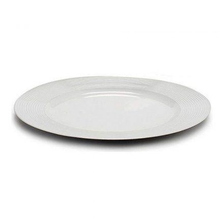 Asztaldísz Műanyag Fehér (33 x 2 x 33 cm) MOST 3434 HELYETT 1672 Ft-ért!