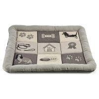 Kutya ágy (74 x 6,5 x 61 cm) MOST 17137 HELYETT 10991 Ft-ért!