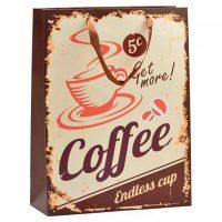 Táska Hot Dog & Coffee Műanyag Nagy (12 x 43 x 30 cm) MOST 1644 HELYETT 801 Ft-ért!