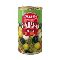 Assortment of Olives and other Pickles Serpis (150 g) MOST 1299 HELYETT 865 Ft-ért!