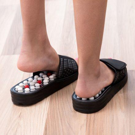 InnovaGoods Akupunktúrás Papucs MOST 18283 HELYETT 6541 Ft-ért!