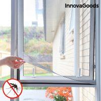 InnovaGoods Tépőzáras Szúnyogháló Ablakra MOST 10141 HELYETT 676 Ft-ért!