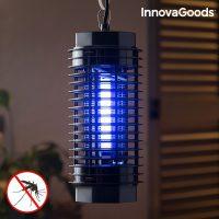 InnovaGoods KL-1500 Szúnyogírtó Lámpa 4W Fekete