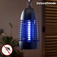 InnovaGoods KL-1600 Szúnyogírtó Lámpa 4 W Fekete MOST 20373 HELYETT 4706 Ft-ért!