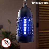 InnovaGoods KL-1600 Szúnyogírtó Lámpa 4 W Fekete MOST 22533 HELYETT 5669 Ft-ért!