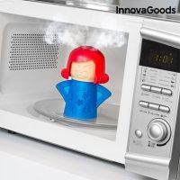 InnovaGoods Mikrohullámú Sütő Tisztító MOST 9683 HELYETT 1573 Ft-ért!