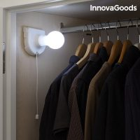 InnovaGoods Hordozható LED Izzó MOST 8662 HELYETT 985 Ft-ért!