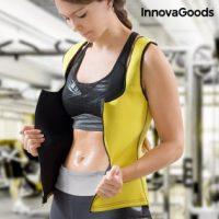 InnovaGoods Női Szauna Hatású Sport Mellény