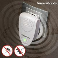 InnovaGoods Mini Ultrahangos Rovar és Rágcsálóírtó MOST 12264 HELYETT 2991 Ft-ért!