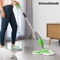 InnovaGoods Hármas Mop Permetezővel MOST 36528 HELYETT 6743 Ft-ért!