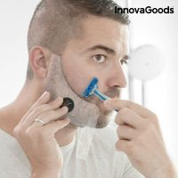 InnovaGoods Hipster Barber Borotválkozó Sablon MOST 10357 HELYETT 1700 Ft-ért!