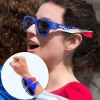 Sunfold France Feltekerhető Napszemüveg MOST 6623 HELYETT 1410 Ft-ért!