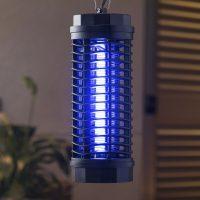 InnovaGoods Szúnyogriasztó Lámpa KL-1800 6W Fekete MOST 14702 HELYETT 4954 Ft-ért!