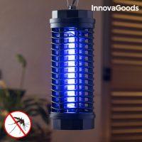 InnovaGoods Szúnyogriasztó Lámpa KL-1800 6W Fekete MOST 26511 HELYETT 6201 Ft-ért!