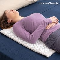 InnovaGoods Wellness Relax Párnázott Akupresszúrás Matrac MOST 23973 HELYETT 6188 Ft-ért!