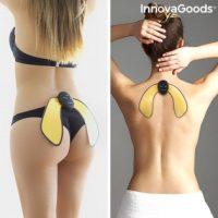 InnovaGoods Elektromos stimulációs tapasz fenékre és nyakra