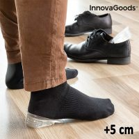 InnovaGoods Szilikon Magasító Talpbetétek X5cm