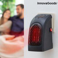 Csatlakoztatható Kerámia Fűtés Heatpod InnovaGoods 400W MOST 13711 HELYETT 5995 Ft-ért!
