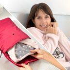 Melegen tartó tasak pizsamához és más ruhaneműhöz Cozyma InnovaGoods 50W MOST 33140 HELYETT 7654 Ft-ért!