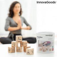 Jóga kockajáték Anandice InnovaGoods 7 Darabok
