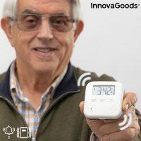 elektromos okos gyógyszeresdoboz Pilly InnovaGoods MOST 11425 HELYETT 4245 Ft-ért!