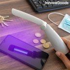 Összecsukható UV fertőtlenítő lámpa Nilum InnovaGoods