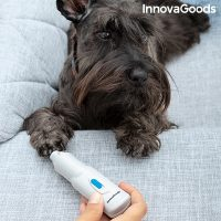 Elektromos körömreszelő háziállatok számára PediPet InnovaGoods MOST 13252 HELYETT 4245 Ft-ért!