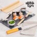 Atopoir Noir Sushi Szett (11 Darabos)