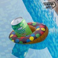 Adventure Goods Fánk Felfújható Úszó Italtartó MOST 2100 HELYETT 341 Ft-ért!