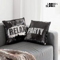 Party & Relax Loom In Bloom Mágikus Flitteres Sellő Párna