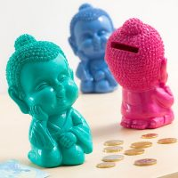 Baby Buddha Persely