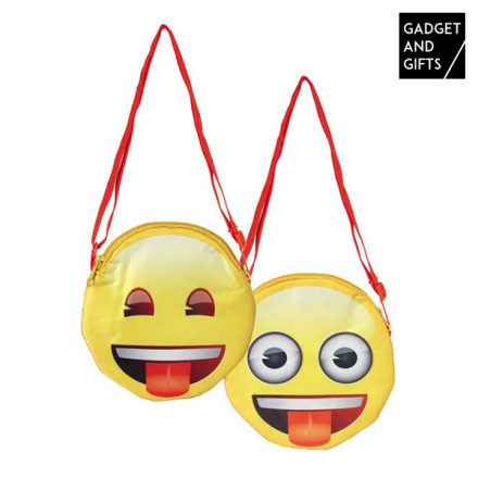 Gadget and Gifts Cheeky Emoticon Táska MOST 9878 HELYETT 2119 Ft-ért!