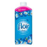 Flor Kék Öblítő Koncentrátum 1,5 L (70 mosás) MOST 2400 HELYETT 1424 Ft-ért!